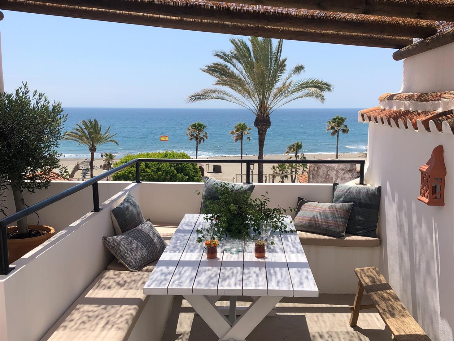 Estepona Townhouse Beach Front & Old Town